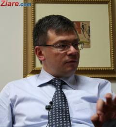 M.R. Ungureanu: Ponta se va prabusi in curand, Antonescu sacrifica partidul Interviu (II)