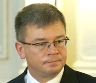 M.R. Ungureanu a demisionat de la sefia SIE UPDATE: Iohannis se grabeste