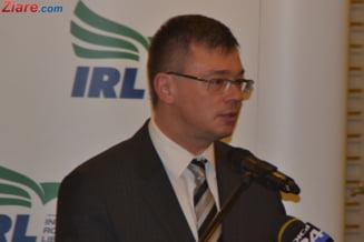 M.R. Ungureanu anunta ca fundatia exclusilor din PNL se alatura Aliantei DA
