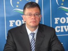 M.R.Ungureanu: Membrii Fortei Civice care s-au alaturat PMP nu exista