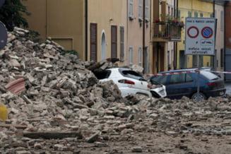 MAE: Niciun roman printre victimele cutremurului din Italia