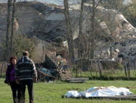 MAE: Nu a murit niciun roman in cutremurul din Italia