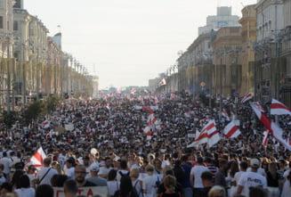 MAE: Romania a acordat 100.000 de euro pentru sprijinirea presei si a societatii civile din Belarus