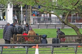 MAE, despre cersetorii romani din Londra: Presa britanica a reluat o stire mai veche