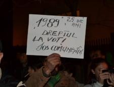 MAE, despre protestele din diaspora: Votarea se inchide la 21:00, conform legii