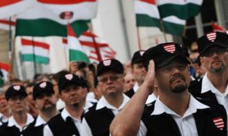 MAI: Extremistii maghiari, interzisi in Romania