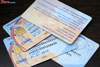 MAI propune ca actul electronic de identitate sa se elibereze obligatoriu la varsta de 12 ani si sa tina loc de card de sanatate