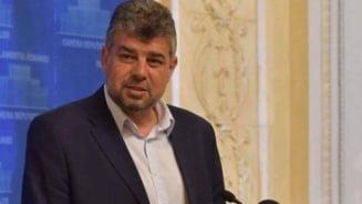 """MARCEL CIOLACU:""""Ii urez multa sanatate domnului Liviu Dragnea"""""""