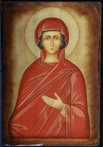 MARTI, 25 iulie: Credinciosii praznuiesc Adormirea Sfintei Ana, mama Preasfintei Nascatoare de Dumnezeu