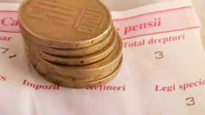 MApN a publicat gresit informatii despre o pensie de 100.000 de lei
