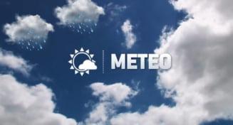 METEO. Cum va fi vremea in urmatoarea saptamana, 1-7 iunie