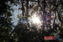 METEO DE WEEKEND in ALBA: Vreme cu nori si soare. Duminica se anunta ninsori si ploi. Temperaturi maxime de 9 grade