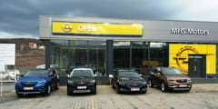 MHS Motors, noul dealer autorizat Opel din Targu Mures