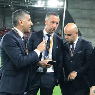 MM Stoica, ironii pentru Dan Petrescu si CFR Cluj: Favoriti sa castige Champions League, Realul are mari probleme