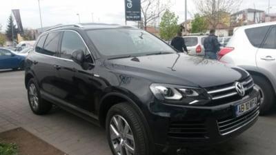 Mașină de lux cumpărată de Poliția Locală, folosită exclusiv de fostul primar din Alba Iulia. Cum s-a ajuns să fie acuzat un simplu șofer