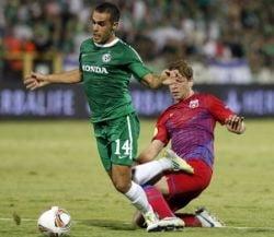Maccabi Haifa - Steaua 5-0. Umilinta istorica