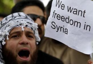 Macelul continua in Siria: Doi jurnalisti si un blogger au fost ucisi