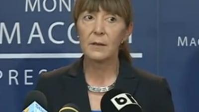 Macovei: O organizatie pro-rusa a strans semnaturi pentru Melescanu. E foarte grav