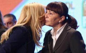 Macovei, dupa ce Basescu a comparat-o cu Udrea: E dureros, am fost o echipa