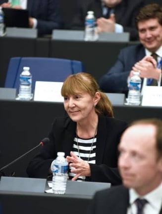 Macovei, intrebata unde ar ajunge Bucurestiul cu Marian Munteanu primar: In iad!