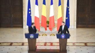 Macron a vorbit cu Iohannis si Tudose despre reforma Justitiei: Nu corespunde luptei anticoruptie