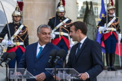 Macron acuza o criza politica la nivel european, impreuna cu Viktor Orban, dupa ce candidatii pentru CE le-au fost respinsi