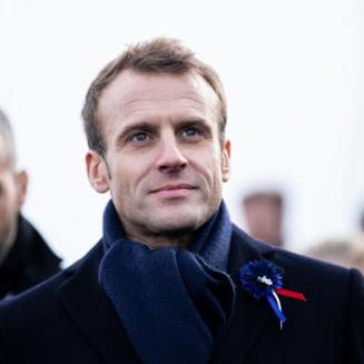 "Macron considera ca NATO se afla in ""moarte cerebrala"", il ataca dur pe Trump si pledeaza in favoarea Europei Apararii"