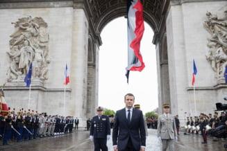 Macron il primeste pe Putin la Versailles. Va repeta momentul de la intalnirea cu Trump?