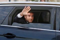 Macron isi apara comisarul respins la fel cum a facut Dancila cu Rovana Plumb: acuza un joc politic