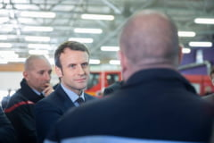 Macron isi prezinta candidatii la parlamentare: Printre ei sunt un fost toreador si un matematician de geniu