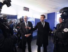 """Macron pregateste o lege impotriva """"stirilor false"""""""