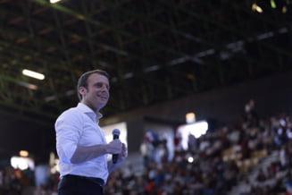"""Macron vrea ca Franta """"sa gandeasca si sa actioneze ca un start-up"""""""