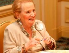 Madeleine Albright: Daca ii transformam pe refugiati in inamici, Statul Islamic va castiga