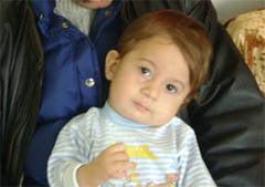 Maderat Copil cu palatoschizis - operatie amanata in ultima secunda