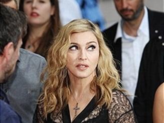 Madonna, esec in sustinerea homosexualilor in Rusia
