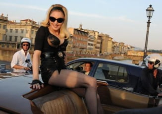 Madonna, obsedata de ideea ca i se poate fura ADN-ul?