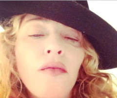 Madonna a aprins imaginatia fanilor cu o poza pusa pe Instagram: Nu pot sa ma abtin (Foto)