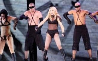 Madonna a fost refuzata de Michael Jackson