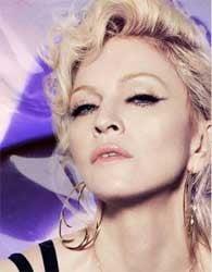 Madonna concerteaza in Romania