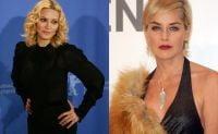 Madonna si Sharon Stone, gazdele unui eveniment caritabil la Cannes