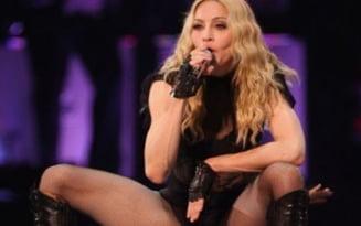 Madonna si-a anulat concertul din Slovenia