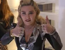 Madonna va canta la Eurovision pentru 1 milion de dolari