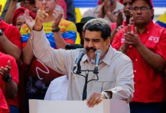 Maduro creste cu un milion efectivele militiei civile din Venezuela: Cu pustile pe umeri, fiti pregatiti sa aparati tara!
