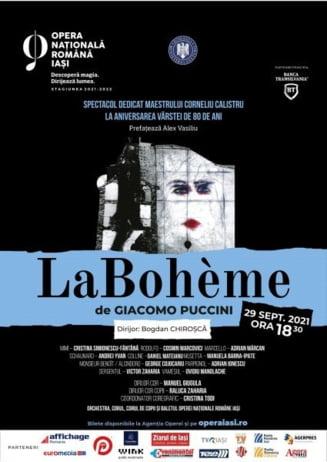 Maestrul Corneliu Calistru va fi sarbatorit la Opera in cadrul unui eveniment special