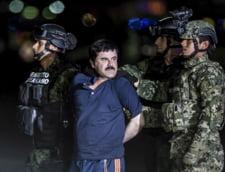 Maestrul evadarilor ''''El Chapo'''' Guzman, gasit vinovat de toate cele 10 capete de acuzare
