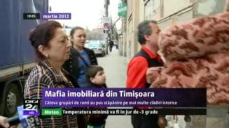 Mafia imobiliara din Timisoara a pus stapanire pe cladirile istorice