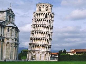 Mafia italiana planuia sa arunce in aer turnul din Pisa