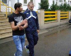 Mafiot, arestat dupa ce a talharit o femeie pe o strada din Deva