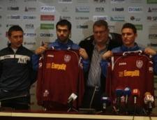 Maftei nu regreta Rapidul: CFR e cea mai importanta echipa din Romania