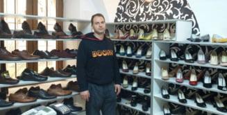 Magazinul din Sibiu unde gasesti doar pantofi din piele naturala. Mica afacere are succes